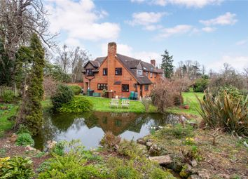 Wood Lane, Kidmore End, Reading, Berkshire RG4. 5 bed detached house for sale
