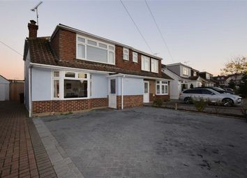 Thumbnail 4 bedroom semi-detached house for sale in Birchwood Road, Corringham, Essex