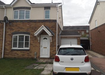 Thumbnail 3 bed semi-detached house to rent in Maldon Drive, Victoria Dock, Hull