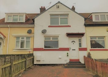 Thumbnail 2 bedroom terraced house for sale in Rose Crescent, Whitburn, Sunderland