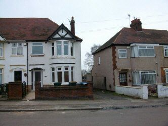 Thumbnail 5 bed semi-detached house to rent in St. Christians Road, Coventry