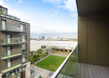 Thumbnail 1 bed property for sale in The Lighterman, 1 Pilot Walk, Lower Riverside, Greenwich Peninsula