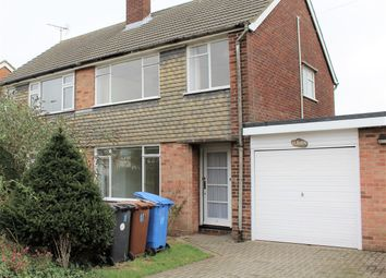 Thumbnail 3 bed property to rent in Worcester Road, Ipswich