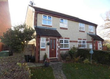 Thumbnail 3 bedroom semi-detached house for sale in Caraway Close, Chard