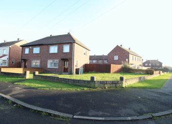 Thumbnail 3 bed semi-detached house for sale in Lanark Drive, Jarrow
