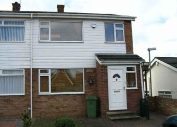 Thumbnail 3 bed semi-detached house to rent in Bysing Wood Road, Faversham