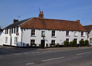Thumbnail 2 bed flat to rent in High Street, Roydon, Essex