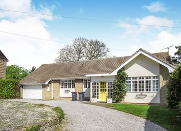 Thumbnail 3 bedroom detached bungalow for sale in Gildingwells Road, Letwell, Worksop