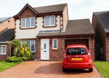 Thumbnail 3 bed detached house for sale in Two Stones Crescent, Kenfig Hill, Bridgend