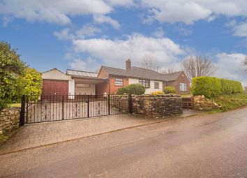 Thumbnail Detached bungalow for sale in Downs Road, Dundry, Bristol