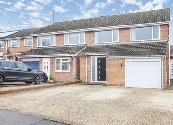 Thumbnail 4 bed semi-detached house for sale in Cleeve Close, Stourport-On-Severn