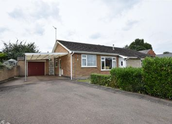 Thumbnail 2 bed semi-detached bungalow for sale in Wesley Close, Hathern, Loughborough