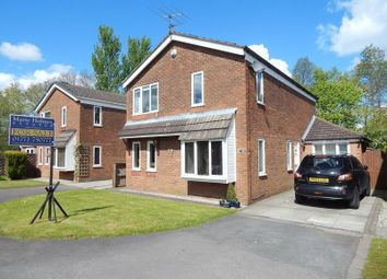 Thumbnail 4 bedroom detached house for sale in Farfield, Penwortham, Preston