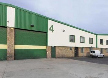 Thumbnail Warehouse to let in Unit 4, Fleming Way Trading Estate, Fleming Way, Isleworth