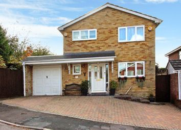Thumbnail 3 bed detached house for sale in Wilders Close, Frimley