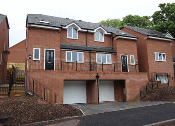 Thumbnail 3 bed semi-detached house for sale in St. Marys, Selbourne Road, Leek