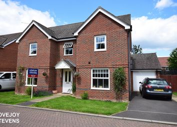 Thumbnail 4 bed detached house to rent in Rowlock Gardens, Hermitage