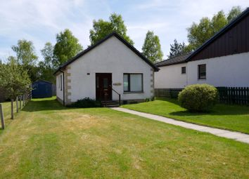 Thumbnail 2 bedroom bungalow for sale in Crannich Park, Carrbridge