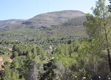 Thumbnail Land for sale in 03794 Benigembla, Alicante, Spain