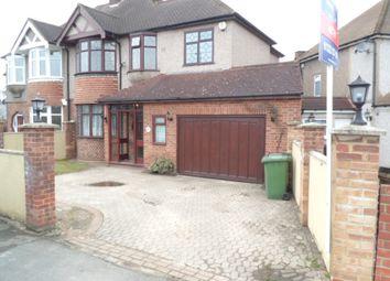 Thumbnail 5 bedroom semi-detached house to rent in Princess Road, Dartford