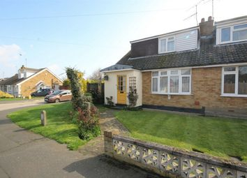 Thumbnail 3 bed semi-detached house for sale in Longmore Avenue, Great Baddow, Chelmsford, Essex
