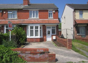 Thumbnail 3 bedroom end terrace house to rent in Powell Avenue, Blackpool