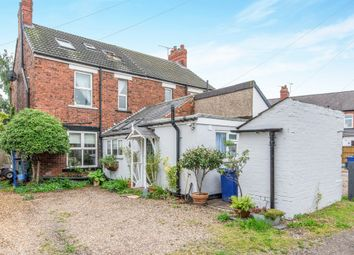 Thumbnail 4 bed semi-detached house for sale in Low Field Lane, Austerfield, Doncaster