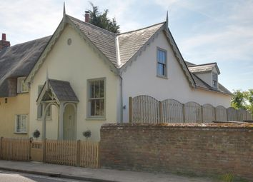 Thumbnail 3 bed semi-detached house for sale in The Street, High Roding, Dunmow