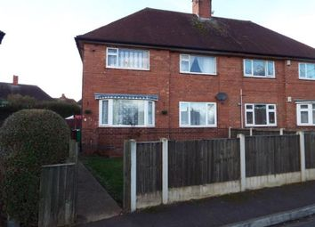 Thumbnail 3 bed semi-detached house for sale in Whitwell Close, Broxtowe, Nottingham, Nottinghamshire