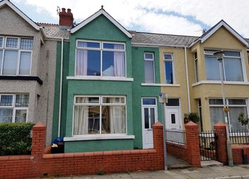 4 bed terraced house for sale in Wellfield Avenue, Porthcawl CF36
