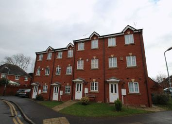 Thumbnail 4 bed terraced house to rent in Aqua Place, Rugby