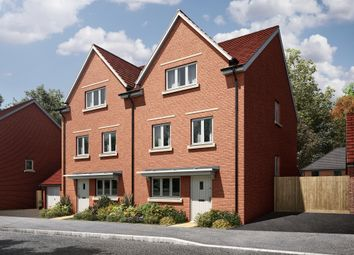 "Thumbnail 4 bed semi-detached house for sale in ""The Elsenham"" at Radwinter Road, Saffron Walden, Essex, Saffron Walden"