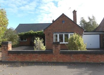 Thumbnail 3 bed bungalow for sale in Hoton Road, Wymeswold, Loughborough, Leicestershire