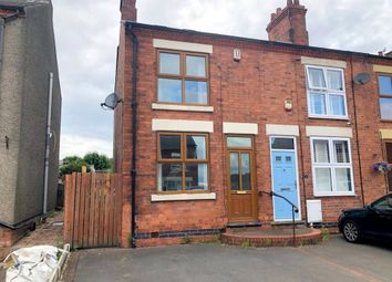 Thumbnail 2 bed end terrace house for sale in Derby Road, Swanwick, Alfreton