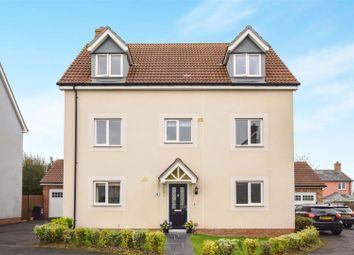Thumbnail 5 bed detached house for sale in Wren Gardens, Portishead, Bristol