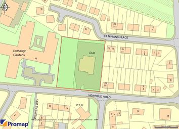 Thumbnail Land for sale in Newfield Road, Stonehouse, Larkhall