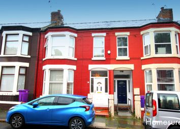Thumbnail 4 bed terraced house to rent in Guernsey Road, Stoneycroft, Liverpool