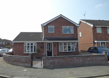 Thumbnail 4 bed detached house for sale in Heron Crescent, Sydney, Crewe