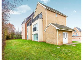 Thumbnail 2 bedroom flat to rent in Linton Close, Eaton Socon, St. Neots