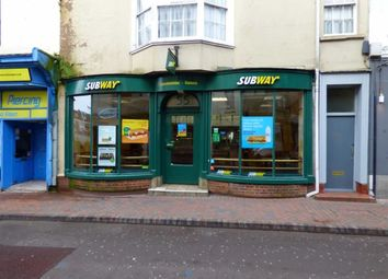 Retail premises for sale in St. Thomas Street, Weymouth DT4