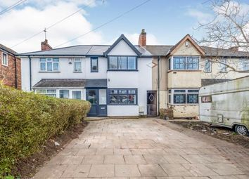 Burney Lane, Washwood Heath, Birmingham, West Midlands B8. 5 bed terraced house for sale