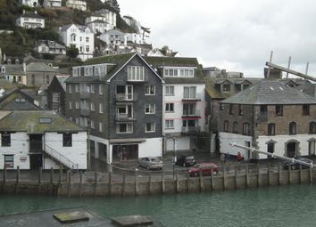 Thumbnail 2 bed flat for sale in The Quay, Looe