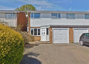 Thumbnail 3 bed semi-detached house for sale in Goodsell Close, Hill Head, Fareham