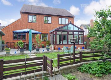 Thumbnail 4 bed detached house for sale in Garner Drive, East Malling, West Malling, Kent