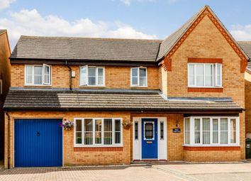 Thumbnail 5 bed detached house for sale in Tay Gardens, Bicester, Oxfordshire