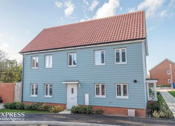 4 bed semi-detached house for sale in Valerian Gardens, Soham, Ely, Cambridgeshire CB7