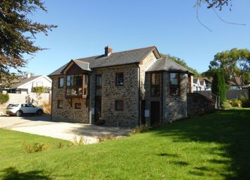 Thumbnail 4 bed detached house for sale in Cott Road, Lostwithiel