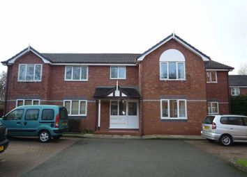 Thumbnail 2 bed flat for sale in Old School Court, Eccles, Manchester