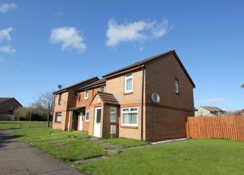 Thumbnail 2 bed end terrace house to rent in Langford Drive, Glasgow