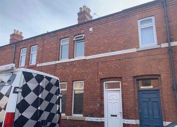 Thumbnail 3 bed terraced house for sale in Melbourne Road, Carlisle, Carlisle
